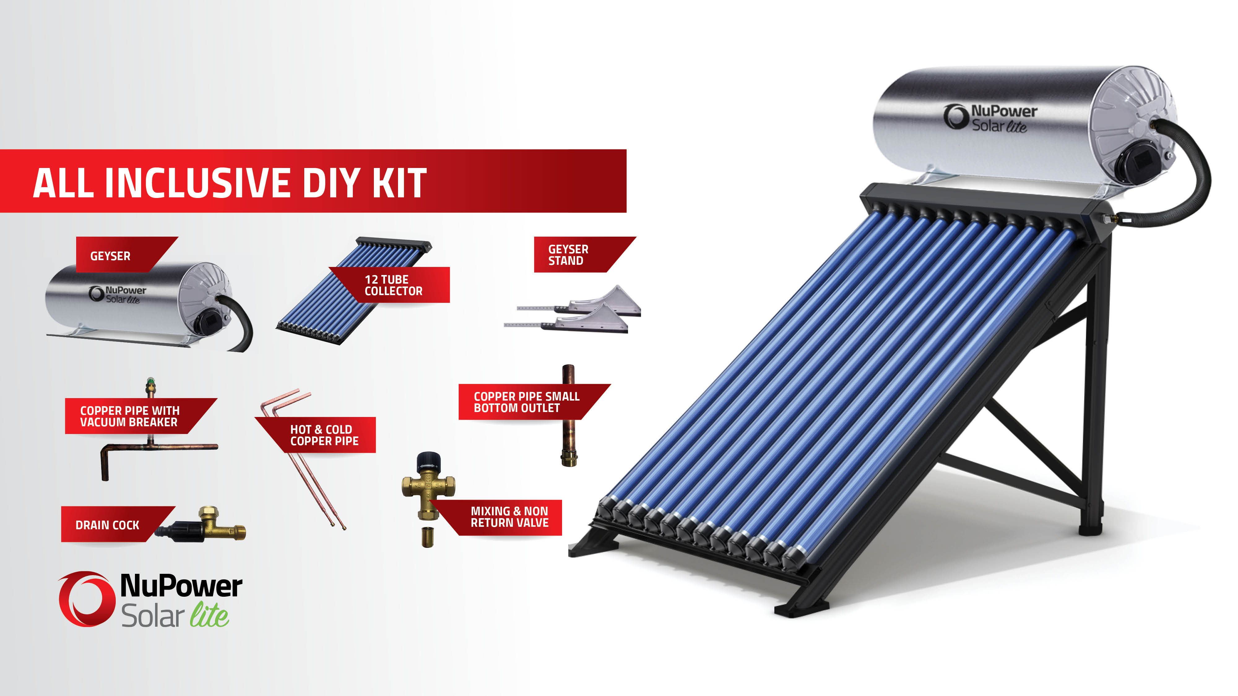 NuPower Lite DIY System