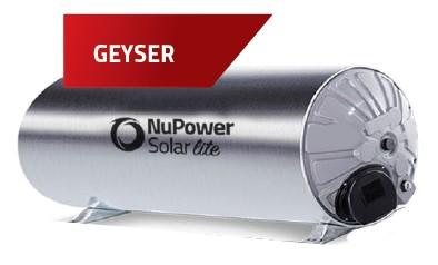 NuPower Lite Geyser