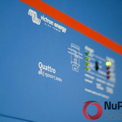 15kVA Victron Quattro Inverter Installation